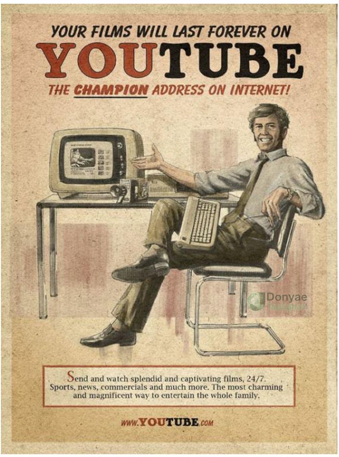 تبلیغ یوتیوب