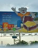 وقتی سان تاپ برای خرس تنو تبلیغ میکند!