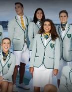ببنید / لباس کاروان ورزشی برخی کشور های حاضر در المپیک ریو ۲۰۱۶