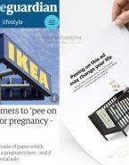 تبلیغ خلاقانه تعاملی IKEA که در حال وایرال شدن است