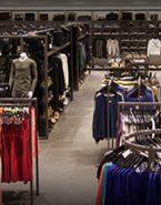 رشد قارچگونه فروشگاههای زنجیره ای پوشاک برندهای خارجی