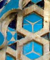 نطنزی ها بنز را به چالش کشیدند/ آرم بنز متعلق به معماری ایرانی است…