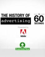 ویدیوی زیبای تاریخچه تبلیغات جهان در ۶۰ ثانیه