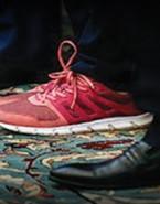برند شخصی درحال رشد کیمیا علیزاده در گفتگو با « فرصت امروز » / دختری با کفش های صورتی