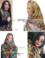 انتشار تصاویری از لیلا اوتادی با یک برند روسری