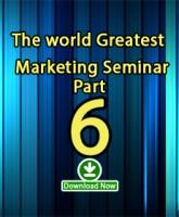 دانلود کنید: قسمت ششم بزرگترین سمینار بازاریابی دنیا / اِکِـر